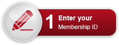 1. Enter your Membership ID